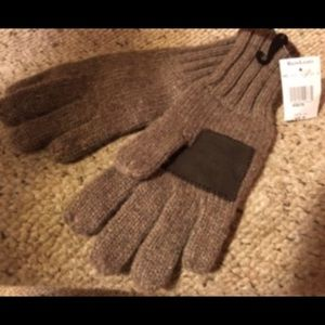 Ralph Lauren Tan Gloves